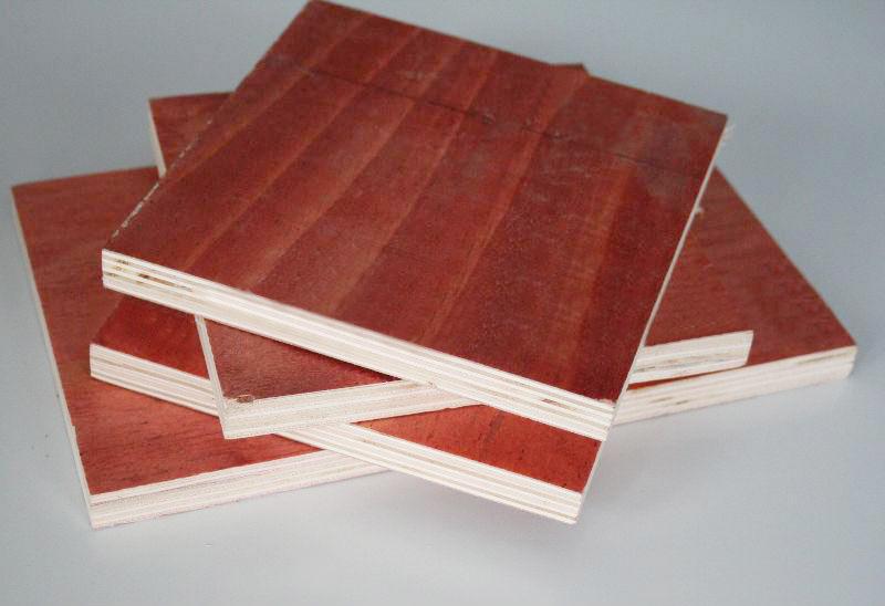 工地松木建筑模板