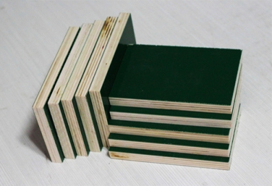 覆塑建筑模板供应
